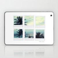 Polaroid Collage 'Palms' Laptop & iPad Skin