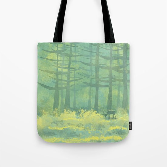 The Clearing Tote Bag