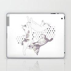 cat triangle  Laptop & iPad Skin