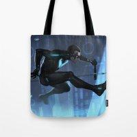 Nightwing Beyond Tote Bag