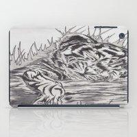 Cute Tiger iPad Case