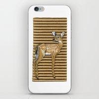 ciao cara iPhone & iPod Skin