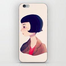 Amelie iPhone & iPod Skin