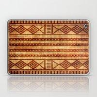 Embossed African Pattern Laptop & iPad Skin