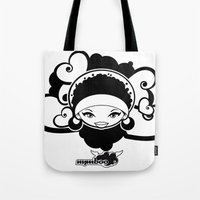 BEE-J T-SHIRT Tote Bag