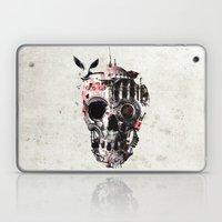 Istanbul Skull Laptop & iPad Skin