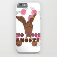 iPhone & iPod Case featuring No More Ghosts - Pink Headed Duck by Kathryn Corlett // Illustration and Desi