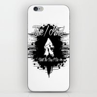 True/Kind: Until The Day… iPhone & iPod Skin