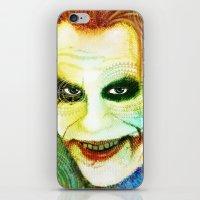 Joker New iPhone & iPod Skin