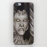 Disgustipator iPhone & iPod Skin