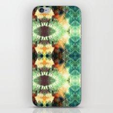 Kaleidoscopic Pattern Play iPhone & iPod Skin