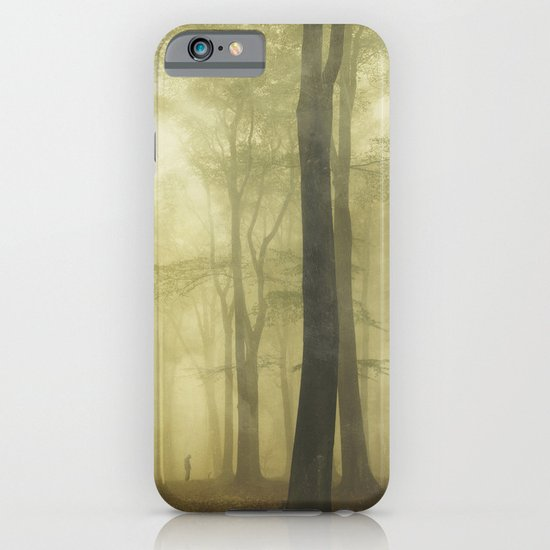 soliloquy iPhone & iPod Case