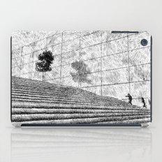 Fingerprint - Stairway iPad Case