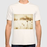 Vintage Winter Mens Fitted Tee Natural SMALL