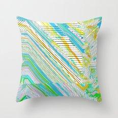 New Sacred 11 (2014) Throw Pillow
