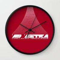Ad Astra Wall Clock