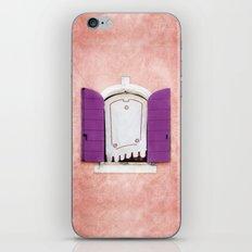 CAORLE WINDOW iPhone & iPod Skin