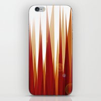 Under The Bushes iPhone & iPod Skin