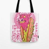 Junk Food Tote Bag