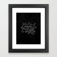 Special Edition Circles 2013 Prints - Create Wildly Framed Art Print