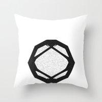 Symbol 2 Throw Pillow