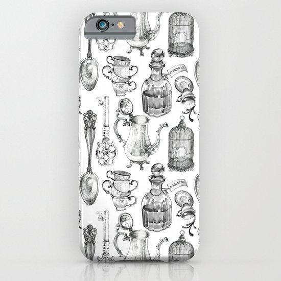 Alice Encounters iPhone & iPod Case