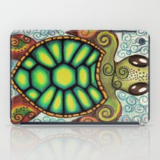 Baby Sea Turtle iPad Case