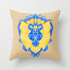for the alliance Throw Pillow