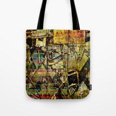 PIECESDETACHEES Tote Bag