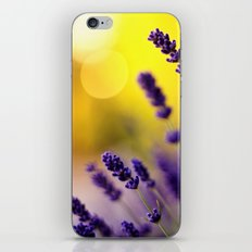 Evening Story iPhone & iPod Skin