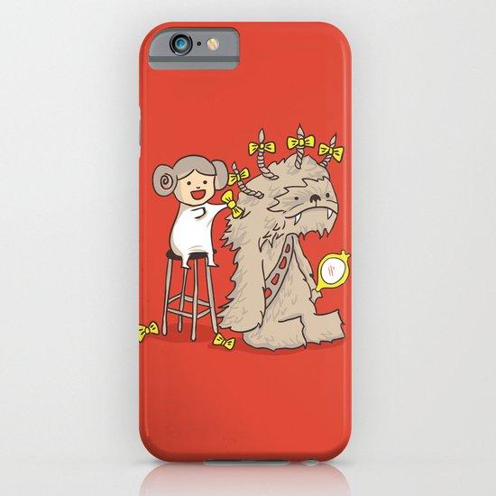 Wookie is a wonderful friend iPhone & iPod Case