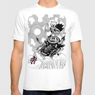 So We Meet Again! Mens Fitted Tee White SMALL