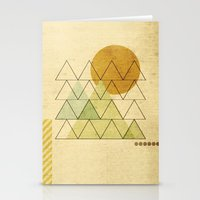 In Harmony Stationery Cards