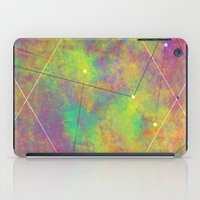 Abstract Watercolor iPad Case