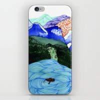 Landscapes / Nr. 1 iPhone & iPod Skin