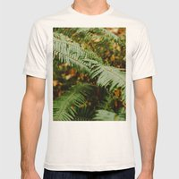 Fern Mens Fitted Tee Natural SMALL