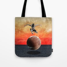 Modern Vintage Collection -- Infinity Tote Bag