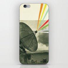 Earth Calling iPhone & iPod Skin