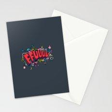 FFUUUU #2 Stationery Cards