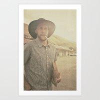 Jack Rose Art Print