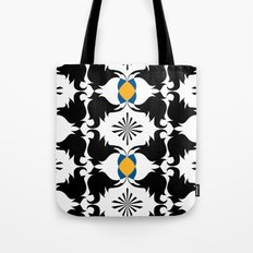 Fire Back Tote Bag