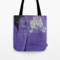Billie Holiday: Sing The Blues  Tote Bag