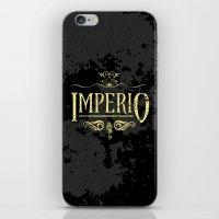 Harry Potter Curses: Imp… iPhone & iPod Skin