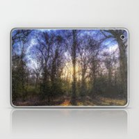 Pastel Shades of the Forest Laptop & iPad Skin