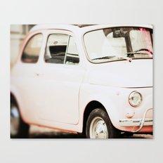 Vintage Pink Canvas Print