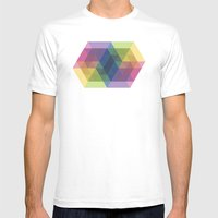Fig. 030 Mens Fitted Tee White SMALL