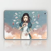 It's time for tea Alice Laptop & iPad Skin