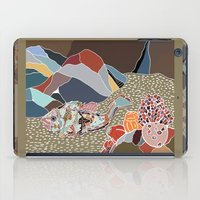 rockfish in situ iPad Case