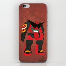 Gurren iPhone & iPod Skin