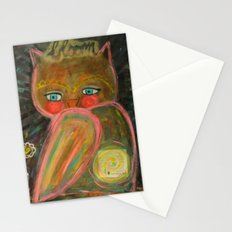 Pink Cheeks Stationery Cards